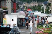 Marché hebdomadaire de Comblain-au-Pont